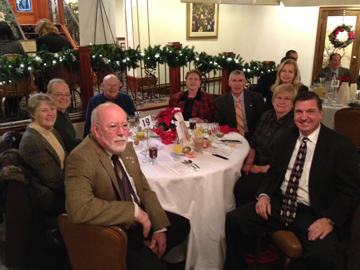 Kiwanis at Mayors Prayer Breakfast